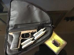 soft air gun case