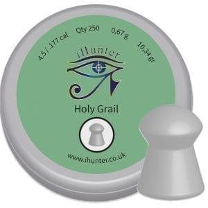 holy grail air gun pellets