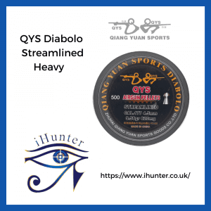 airgun pellets qys QYS Diabolo Streamlined Heavy