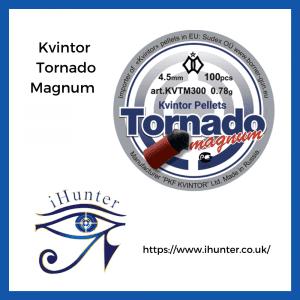 airgun pellet Tornado Magnum Kvintor