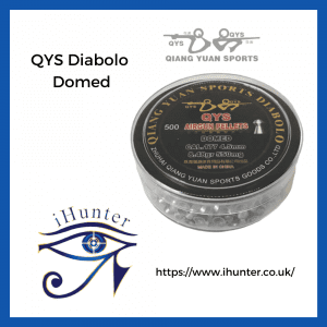 airgun pellets diabolo QYS Diabolo Domed .177/4.50mm