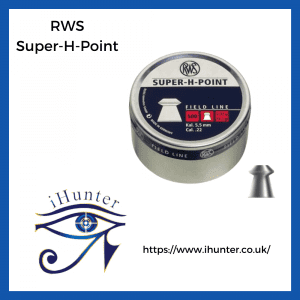 airgun pellets RWS Super-H-Point