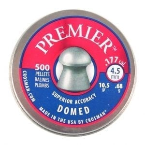 Crosman premium domed .177 / 5.50mm High Quality Pellets