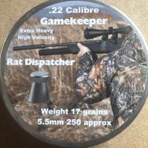 Rat Killer .22 pellet