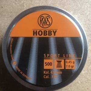 High Quality all round Hobby Pellets