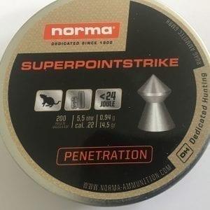 Norma Strike 22