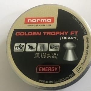 Norma FT pellet