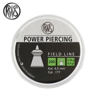 RWS Power piercing