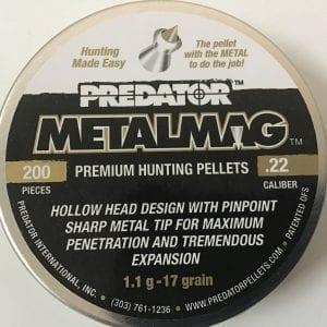 Predator Hunting pellets