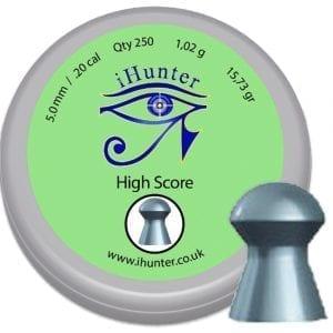 .20 High Score pellet