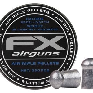 Fx .22 pellets