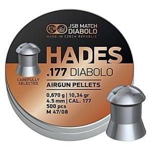 Hades .177 pellet