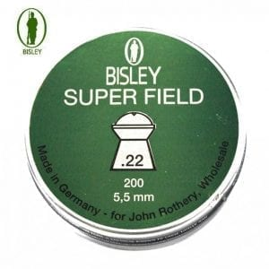 Bisley superfield .22
