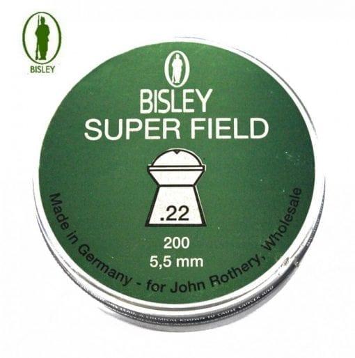 Bisley superfield .22
