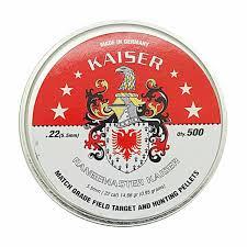 kaiser .177 pellets