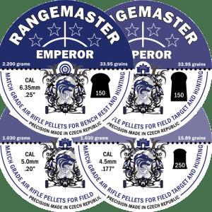 Emperor Daystate pellets