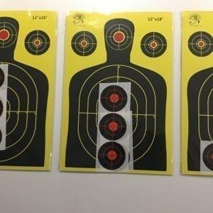 Splatterburst targets