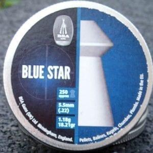 bsa bluestar .22