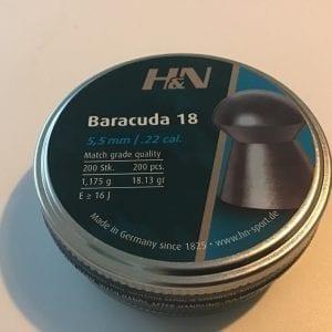 Baracuda 18