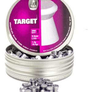 BSA Target pellets