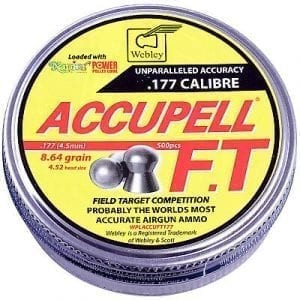 accupell ft pellets