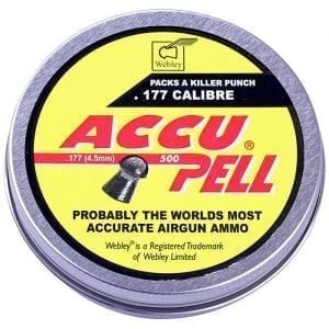 accupell pellets