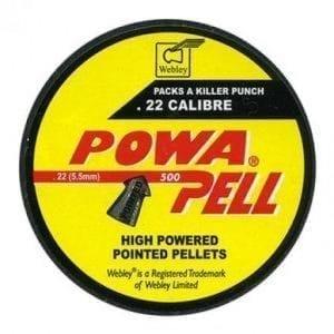 pow pell pellets