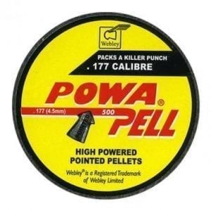powapell pellets