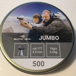 Jumbo .177 pellet