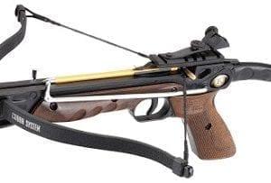 EK pistol crossbow aluminium