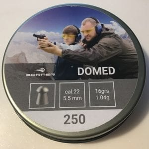 Borner domed 22