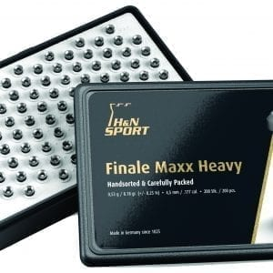 H&N Finale Maxx Heavy Airgun Pellets