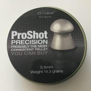 Pro Shot Air Gun pellets