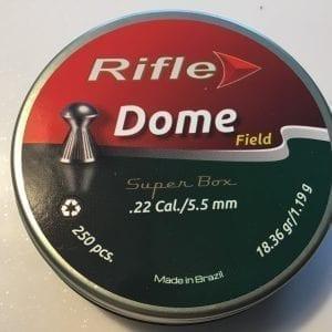 Rifle Dome FT Aitgun Pellets