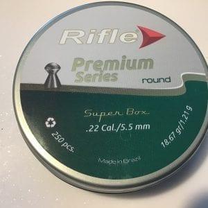 Rifle Premium Airgun Pellets
