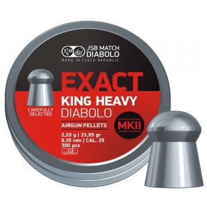 King heavy Mk11