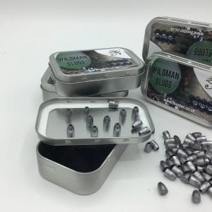 wildman dishbased pellets
