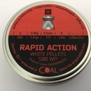 Rapid Action .177 Pellets
