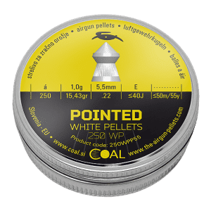 pointed .22