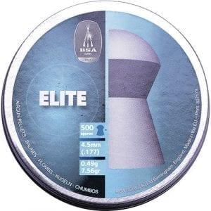 BSA elite .177