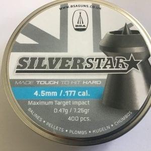 BSA silverstar @iHunter
