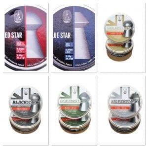 BSA Super Stars Sample Pack