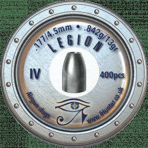 Legion IV Airgun Slugs