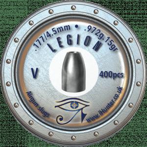 Legion V Airgun Slugs
