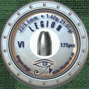 Legion .22 Airgun Slugs