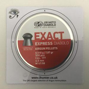 JSB Express iHunter