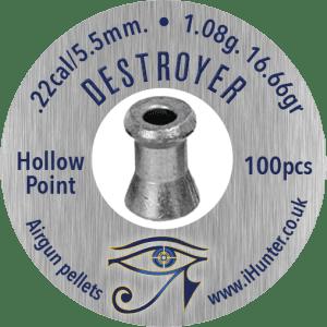 Destroyer Hollow Point